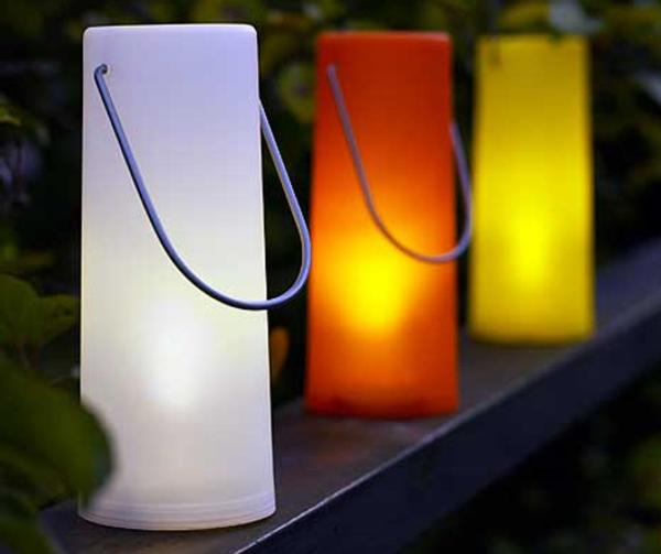 Muebles led mobiliario led muebles de led for Lamparas led para jardin